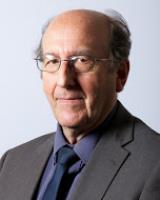 County Councillor Clive Rickhards