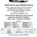 Aston Cantlow Mobile Library