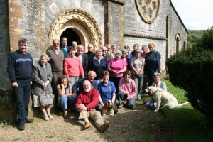 Bell ringers outing 2010