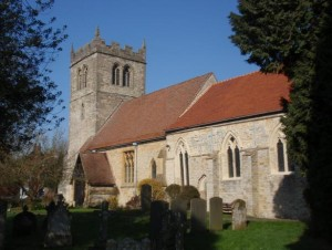 Aston Cantlow Church