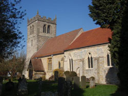 Church - Aston Cantlow