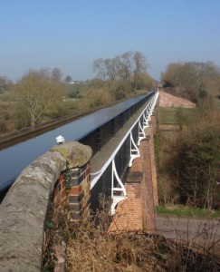 Edstone viaduct near Newnham