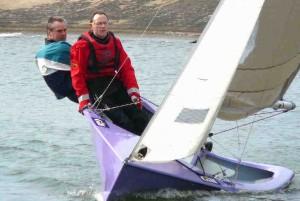 Sailing at MWYC