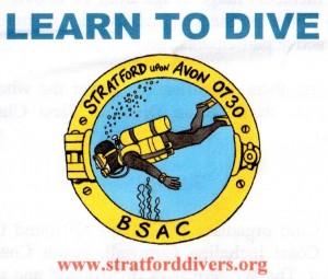 Stratford divers logo